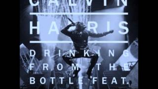 Calvin Harris - Drinking From The Bottle (Feat. Tinie Tempah) (Lyrics)