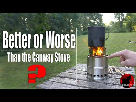 🔥 TOMSHOO Budget Gasifier Wood Stove - Review