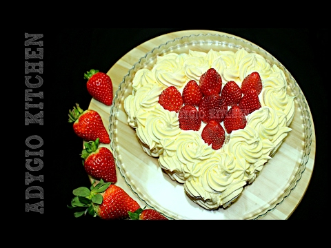 Cum sa faci un tort inimioara fara tava speciala