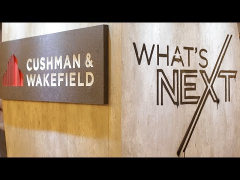 Cushman & Wakefield @ the CoreNet Global Summit Singapore