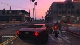 GTAV get out the way fool