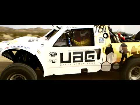 UAG Truck Test 2 - Barstow, CA - JT Holmes
