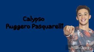 "Ruggero Pasquarelli ""Calypso"" (Cover-letra)"