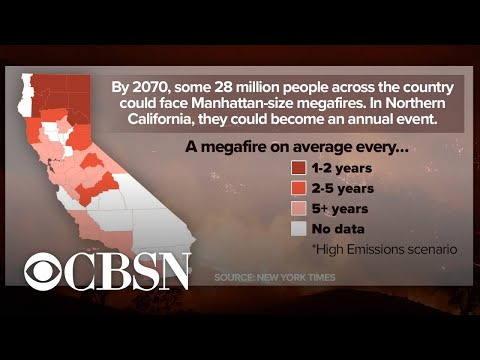 Climate migration to have a major impact on the U.S.