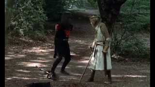 Monty Python - The Black Knight - Tis But A Scratch