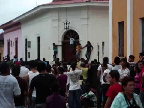 Bull Run 2012, Granada Nicaragua