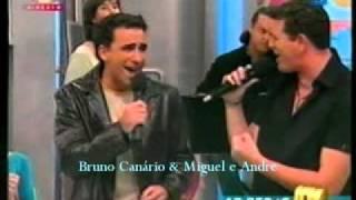 Bruno Canário & Miguel & Andre - Eu Preciso de outra chance