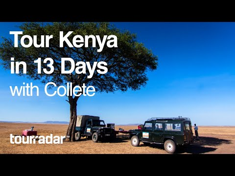 Tour Kenya in 13 Days with Collette