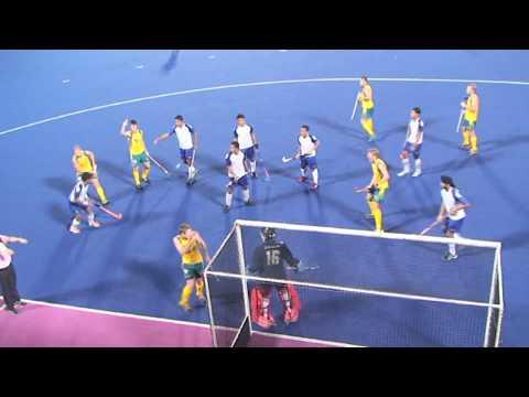 Malaysia v Australia Mens hockey. Final Azlan Shah Cup, Ipoh, Malaysia 2013
