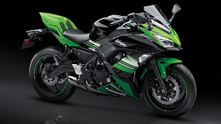 New Kawasaki Ninja 650 MY17 - Official Video