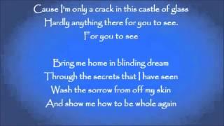 Linkin Park   Castle Of Glass Lyrics On Screen