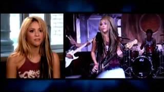 Shakira   Making of 'Objection Tango' 3)