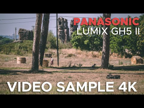 Panasonic Lumix GH5 II: Video Sample 4K  …