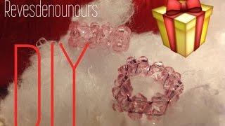 ✄ DIY: Bague de Noël ☆‿☆ Xmas Ring ☆ [Julie]