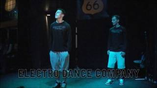 EDC ( Electro Dance Company ) @Route 66 /Show/