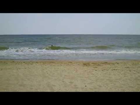 Berdiansk 's Kosa – Golden Shore at Sea of Azov in Украина HD