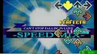 DDR Can't Stop Falling In Love