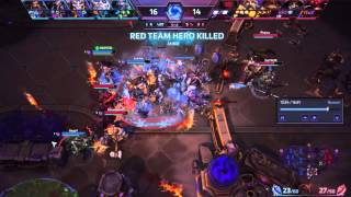 Nazeebo heroes of the storm best moments