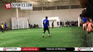 Iramuco vs. Veracruz Final Liga Douglas del Sabado
