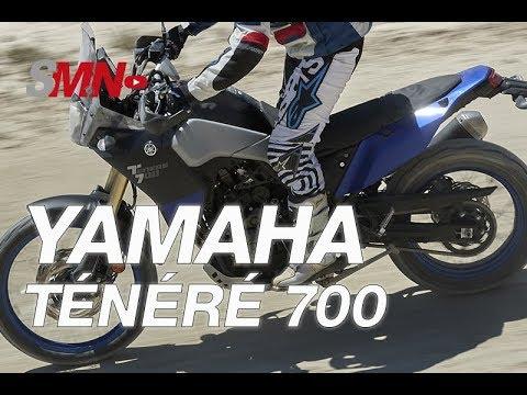 Prueba Yamaha Ténéré 700 2019 [FULLHD]