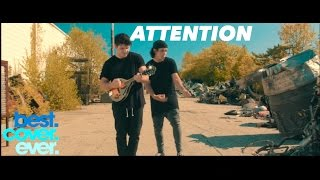 Charlie Puth - Attention (Tyler & Ryan Cover) #BestCoverEver