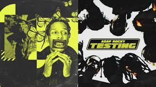 "(FREE, NO TAGS) TESTING Type Beat ~ ""Scarface"" | ASAP Rocky Type Instrumental | Wavy Rap Beat 2018"