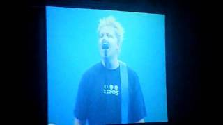 The offspring-Want you bad , live in colmar 2009