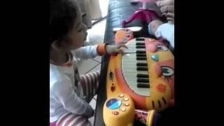 Do re mi fa sol, Canta el caracol (Xime 3 años)
