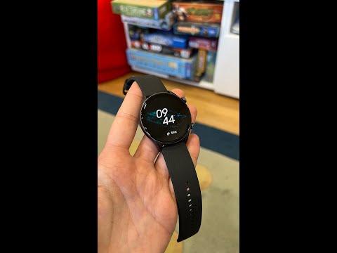 Amazfit GTR3 Pro: nuovo smartwatch circo …