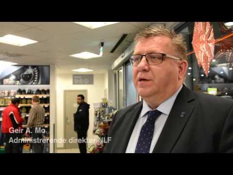 NLF og Statoil signerer ny avtale