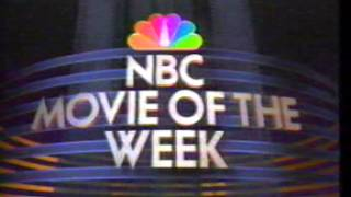 KSBY Oprah Promo 1988 / NBC Movie Of The Week Intro 1988