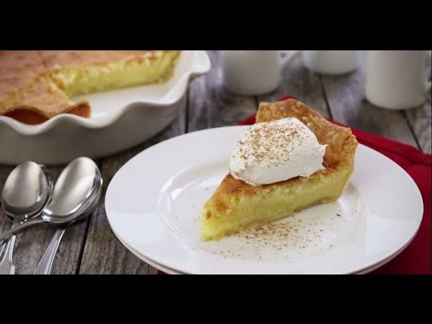 Dessert Recipes - How to Make ButtermilkPie