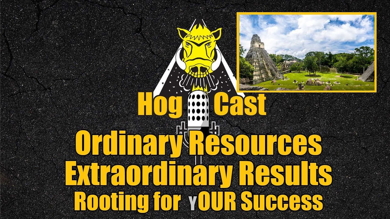 Hog Cast - Ordinary Resources, Extraordinary Results