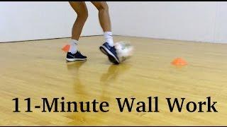 11-Minute Wall Work | YFutbol