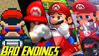 Evolution of 4th Place Endings in Mario Kart (1992-2017)