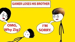 When A Gamer Loses His Brother - Extended Version