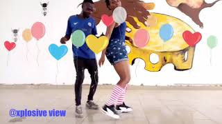 ON THE LOW [OFFICIAL DANCE VIDEO] BY BURNA BOY