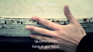 Chiara feat Fiorella Mannoia Mille passi
