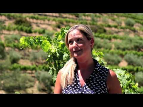Benziger's Winemaker, Andrea Card, Lumber Jane