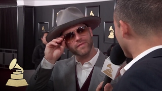 Drake White | Red Carpet | 59th GRAMMYs