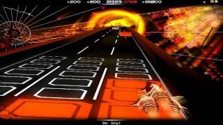 Song 2 - Blur - Audiosurf 1080p HD