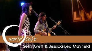 "Seth Avett and Jessica Lea Mayfield - ""Miss Misery"" Elliott Smith Cover"