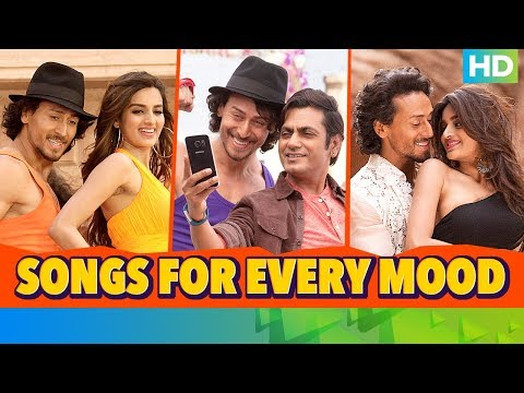 Songs for every mood -  Munna Michael