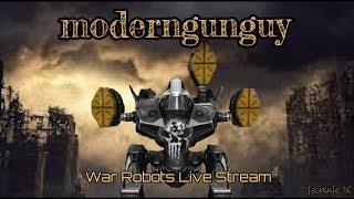 WAR ROBOTS / Happy 4th Year Anniversary??? no tasks & Skirmish mode! width=