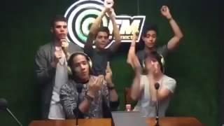 Cnco - dance crazy 😲😲🙋🙌🙆🙅👍👌✌💚