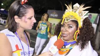 Carnaval Plus TV 2017 || Zezé Motta - Homenageada do Sossego