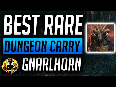 RAID: Shadow Legends | GHARLHORN GUIDE | BEST RARE DUNGEON CARRY!!