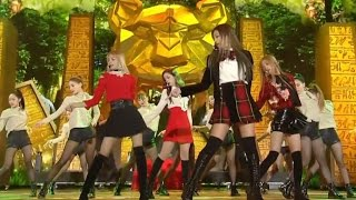 [161119] BLACKPINK – PLAYING WITH FIRE (Live Melon Music Awards) width=