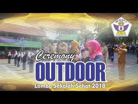Ceremony Outdoor LSS di SMKN 37 Jakarta