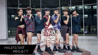 AOA - Excuse Me Cover by Maleficent Project from thailand
